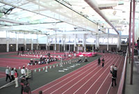 St. Lawrence University, Canton, NY, Indoor Track
