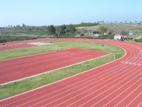 United States Olympic Committee Training Center Track